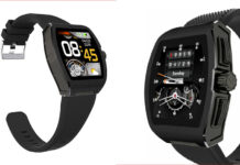 Alpha Watch smartwatch