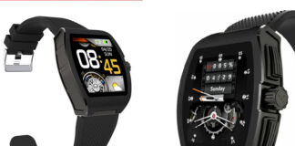 Alpha Watch smartwatch