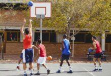 Pantaloncini da basket