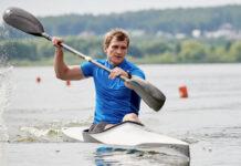 Pagaia per canoa