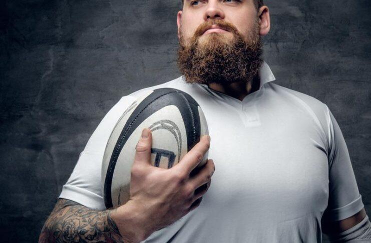 Palla da rugby