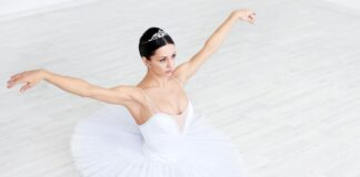 tutu professionale danza classica