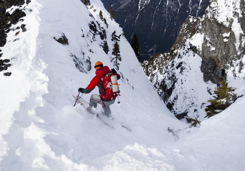 Giacca per sciare