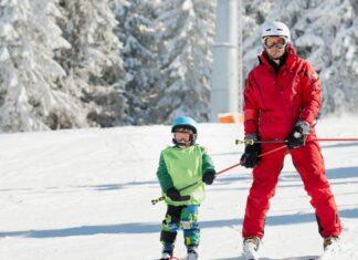 Tute da sci per bambini