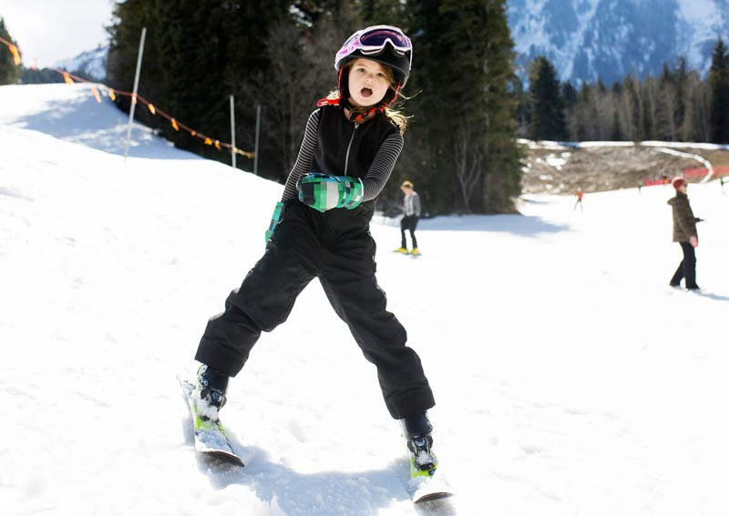 tuta da sci per bambini migliore