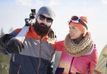 Occhiali da sci