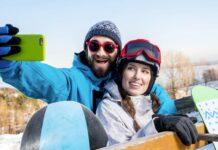 tuta da snowboard