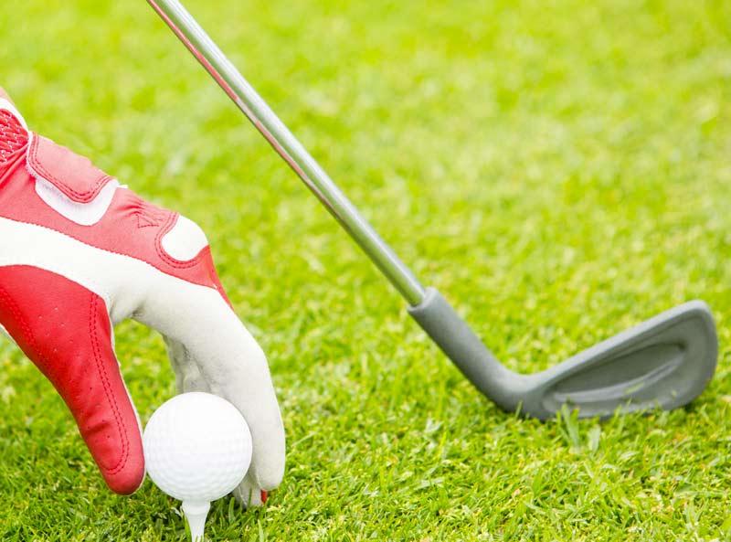 Chiodino professionale da golf