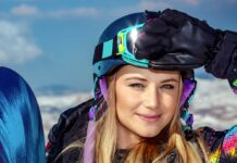 Maschera da snowboard