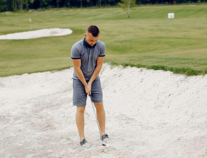 Scarpe da golf estive