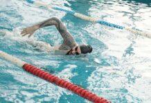 Borsone da nuoto