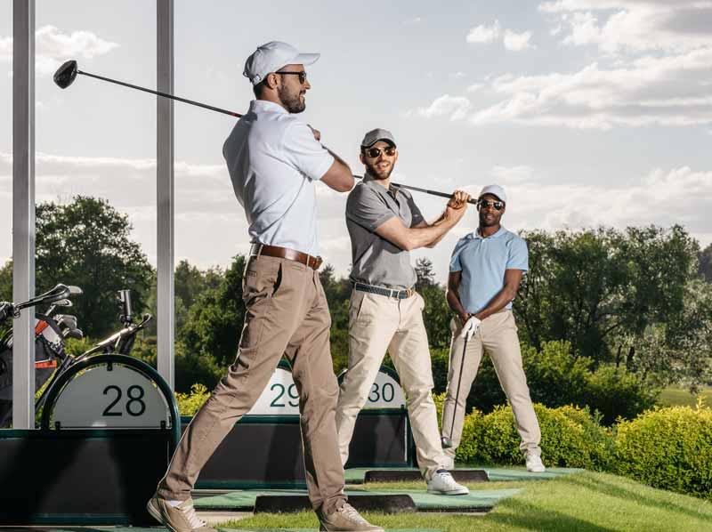 Cappelli da golf