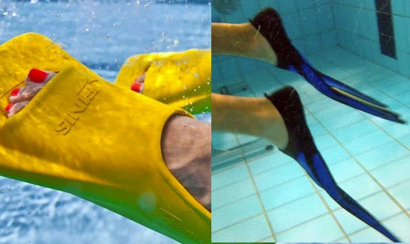 Pinne da piscina professionali