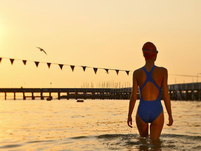 costume nuoto da donna